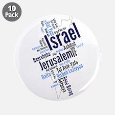 "Cute Jewish messiah 3.5"" Button (10 pack)"