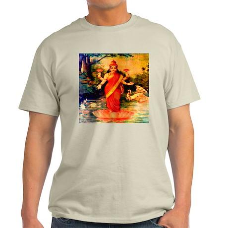 Lakshmi Goddess of Wealth, Wi Light T-Shirt