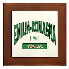 Emilia-Romagna Framed Tile