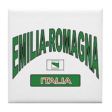 Emilia-Romagna Tile Coaster