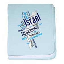 Cute Messianic baby blanket