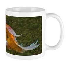 """Butterfly Koi Turns""  ---    Small Mug"