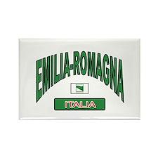 Emilia-Romagna Rectangle Magnet