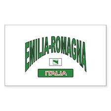 Emilia-Romagna Rectangle Decal