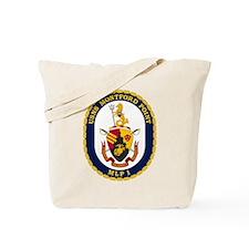USNS Montford Point MLP-1 Tote Bag