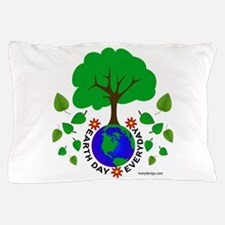Earth Day Everyday Pillow Case