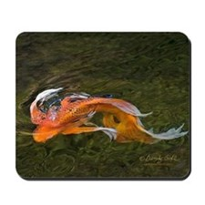 """Butterfly Koi Turns""  ---    Mousepad"
