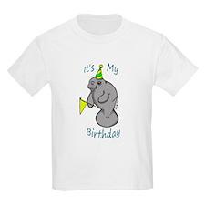 Birthday Manatee T-Shirt