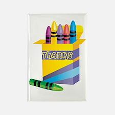 Gifts for Preschool Teachers Rectangle Magnet (100