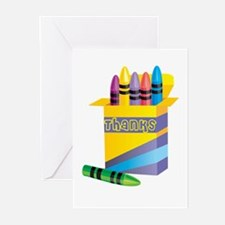 Gifts for Preschool Teachers Greeting Cards (Packa
