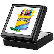 Gifts for Preschool Teachers Keepsake Box