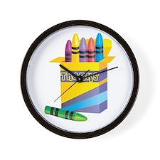 Gifts for Preschool Teachers Wall Clock