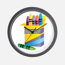 Gifts for Preschool Teachers Wall Clock