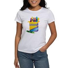 Gifts for Preschool Teachers Women's T-Shirt
