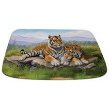 Tigers Bathmat