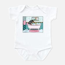 Rub-a-Dub Dapple Infant Bodysuit