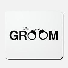 The Groom Mousepad
