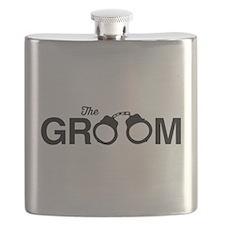 The Groom Flask
