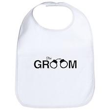 The Groom Bib