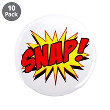 """Snap! 3.5"""" Button (10 pack)"""