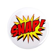 "Snap! 3.5"" Button (100 pack)"