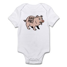 Pinky the BBQ Pig Infant Bodysuit
