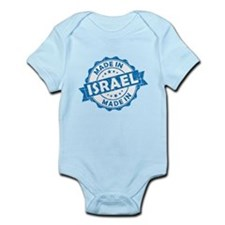 Made in Israel Stamp Body Suit