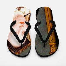 Catherine of Aragon Flip Flops