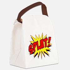 Splat! Canvas Lunch Bag