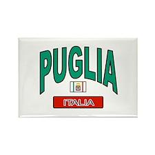 Puglia Italy Rectangle Magnet