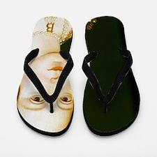 Anne Boelyn Flip Flops