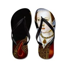 Katherine Parr Flip Flops