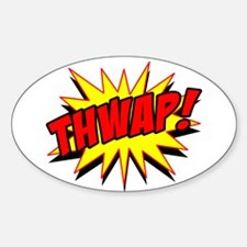 Thwap! Decal