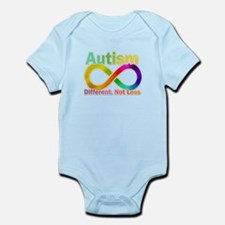 Autism. Different. Not Less Body Suit