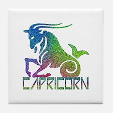 Capricorn Tile Coaster