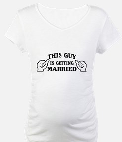 This Guy Is Getting Married Shirt