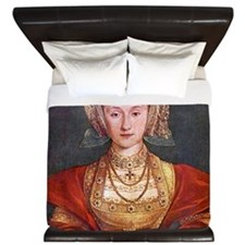 Anne of Cleves King Duvet