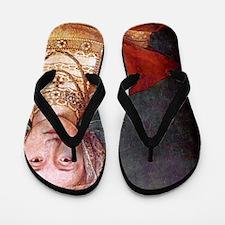Anne of Cleves Flip Flops