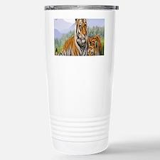 tigers curtains84 Travel Mug