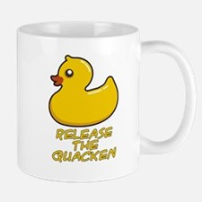 Release the Quacken Mugs