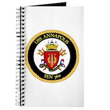 USS Annapolis SSN-760 Journal
