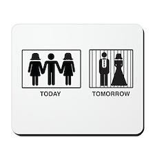 Today...Tomorrow Mousepad