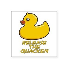 Release the Quacken Sticker