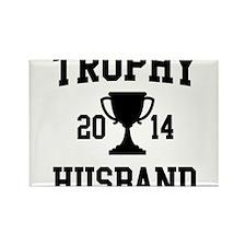 Trophy Husband Magnets