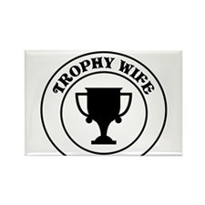 Trophy Wife Magnets