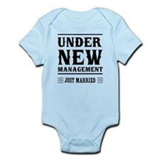 Under New Management Just Married Body Suit
