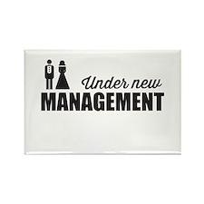 Under New Management Magnets