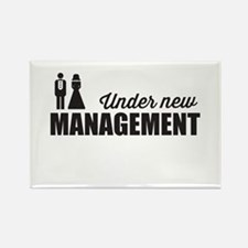 Under New Management Magnets