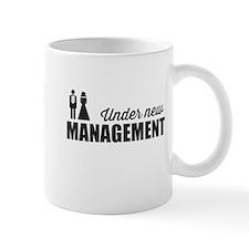 Under New Management Mugs