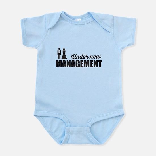Under New Management Body Suit